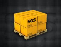 SGS - web app