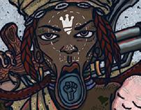 """""""Vive La Femme Africaine"""""""