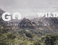 Eco Tourism - Image Manipulation