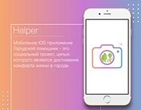 UI/UX design mobile app