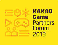 KAKAO Game Partners Forum Brand eXperience Design