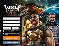PC Game Landing Pages