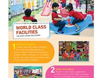 KidsCastle Inquiry Brochure