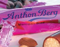 Anthon Berg packaging