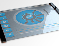 Transparent Tablet