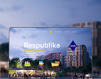 Respublika — Residential complex