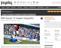 FIFA Soccer 12 Review: Impactful