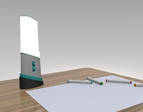 Copic LED Lantern