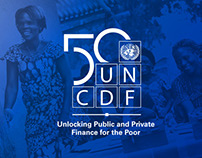 UNCDF 50th Anniversary