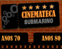 HotSite - Cinemateca Submarino
