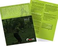Brochure design | zentrek