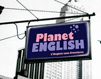 Planet English ®