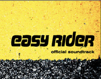 Vynil Record and CD for Easy Rider Soundtrack