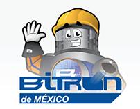 Desarrollo de mascota para BITRON de México