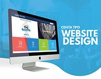 CENTA TPO WEBSITE DESIGN