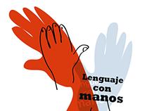 Lenguaje con manos