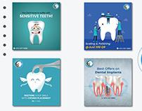 Social Media - Dr. Leila Hamid Dental Centre