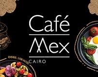 Cafe Mex menu