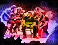 Cairokee Poster
