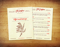 Create a Tasty Coffee Shop Menu