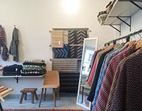 Kelpman Textile Pop-up store