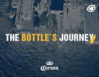 THE BOTTLE´S JOURNEY | CORONA