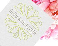 Flower's boutique branding
