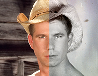 """""""Old West"""" Photo Shoot"""