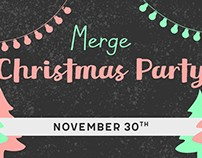 Merge Christmas Party 2016