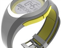 REEBOK | InTouch HRM & InShape fitness watch series