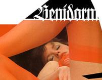 flyers: Benidorm bar