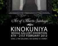 Kinokuniya Exhibition
