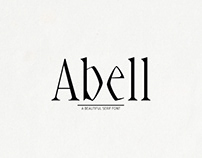 Abell - Free Font
