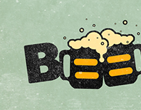 Typography- Beer
