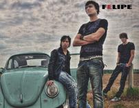 Felipe CD Cover