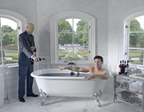 """Wine Bath"" Lotto from The New York Lottery"