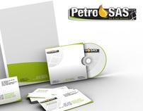 PetroSAS (logo & stationary)