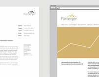Corporate Design: Restaurant Fürberger