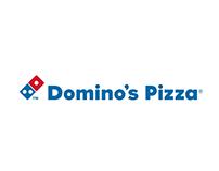 Domino's Pizza Sosial Media Paylaşımları
