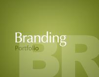Branding Portfolio Compilation