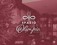 SPAZIO OLÍMPIA - Branding