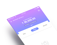 Banking Application UI / UX