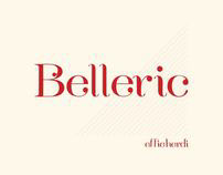 Belleric New Typeface