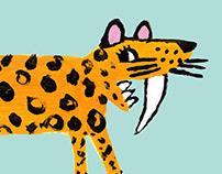 Saber-tooth Bigcat