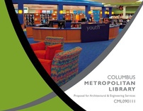 Architectural Proposal: Columbus Metropolitan Library