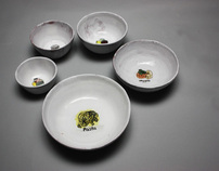 Ceramic Food Bowls
