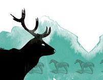 Deer Print '11