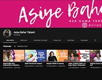Montage and Editing - Asiye Tabanli Youtube Channel