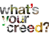 what's your creed?