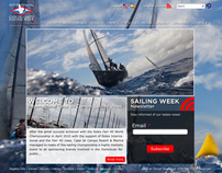 Casa de Campo Sailing Week Website